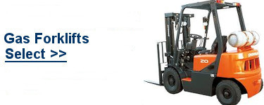 Select Doosan Gas Forklifts